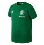 2018-2019 Celtic Elite Cotton Leisure Tee (Green)