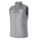 2018-2019 Celtic Elite Training Gilet (Grey)
