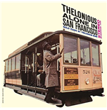 Vynil Thelonious Monk - Thelonious Alone In San Francisco