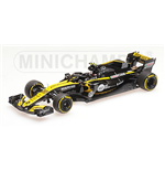 RENAULT SPORT FORMULA ONE TEAM CARLOS SAINZ JR. SHOWCAR 2018