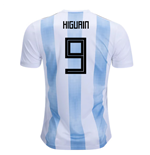 2018-19 Argentina Home Shirt (Higuain 9) - Kids