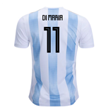2018-19 Argentina Home Shirt (Di Maria 11) - Kids
