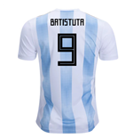 2018-19 Argentina Home Shirt (Batistuta 9) - Kids