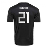 2018-2019 Argentina Away Adidas Football Shirt (Dybala 21)