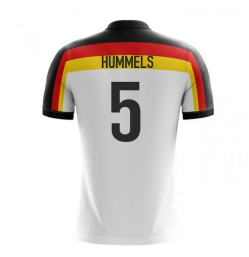 2018-2019 Germany Home Concept Football Shirt (Hummels 5) - Kids