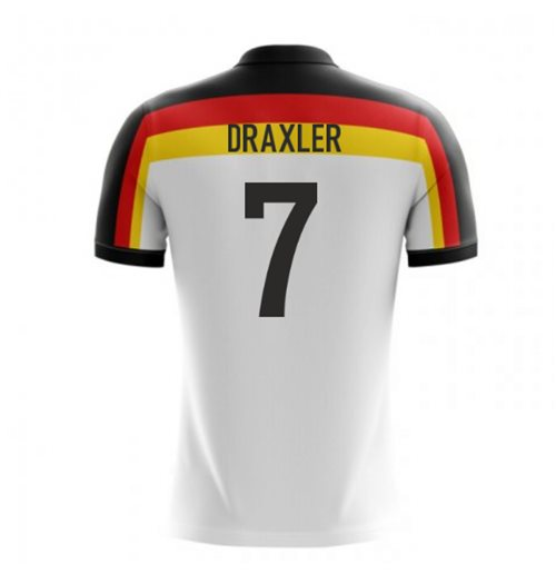 2018-2019 Germany Home Concept Football Shirt (Draxler 7) - Kids