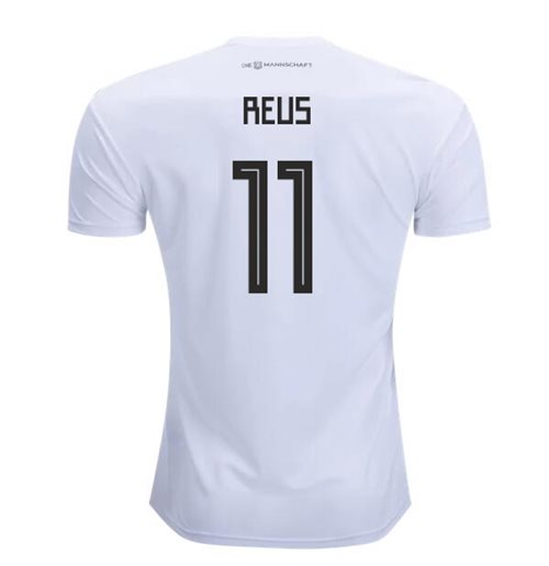2018-2019 Germany Home Adidas Football Shirt (Reus 11) - Kids