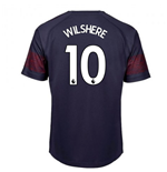 2018-2019 Arsenal Puma Away Football Shirt (Wilshere 10)