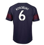 2018-2019 Arsenal Puma Away Football Shirt (Koscielny 6) - Kids