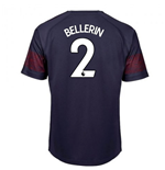 2018-2019 Arsenal Puma Away Football Shirt (Bellerin 2) - Kids