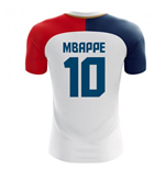 2018-19 France Away Concept Shirt (Mbappe 10)