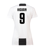 2018-19 Juventus Womens Home Shirt (Higuain 9)