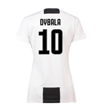 2018-19 Juventus Womens Home Shirt (Dybala 10)