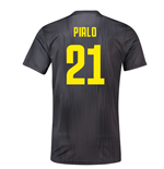 2018-19 Juventus Third Football Shirt (Pirlo 21)