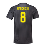 2018-19 Juventus Third Football Shirt (Marchisio 8) - Kids
