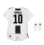 2018-19 Juventus Home Baby Kit (Dybala 10)