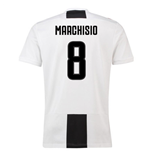 2018-19 Juventus Home Shirt (Marchisio 8) - Kids
