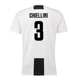 2018-19 Juventus Home Shirt (Chiellini 3) - Kids