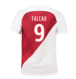 2018-19 Monaco Home Football Shirt (Falcao 9)