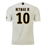 2018-19 Psg Away Football Shirt (Neymar Jr 10)