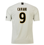2018-19 Psg Away Football Shirt (Cavani 9)