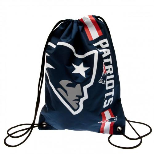 New England Patriots Gym Bag BL
