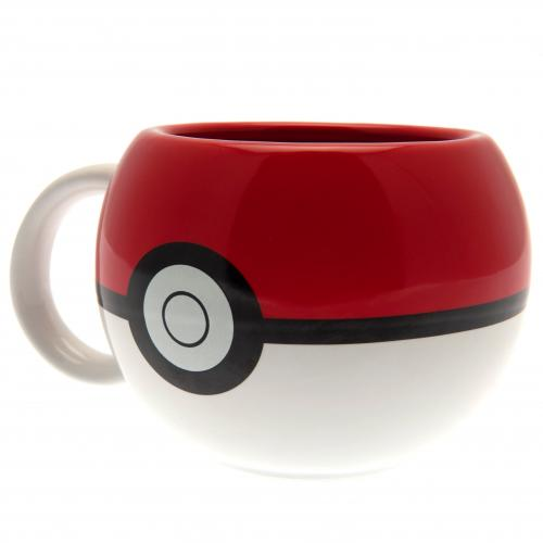 Pokemon 3D Mug