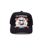 Guinness - Dog's Head Bottling Logo Curved Bill Cap
