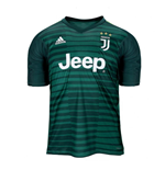 2018-2019 Juventus Home Adidas Goalkeeper Shirt