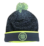 2018-2019 Celtic Woolie Hat (Black)