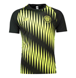2018-2019 Celtic Pre-Match Training Jersey (Black) - Kids
