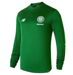 2018-2019 Celtic Elite Midlayer Top (Green) - Kids