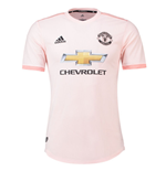 2018-2019 Man Utd Adidas Away Adi Zero Football Shirt