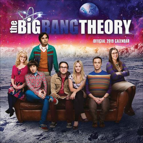 The Big Bang Theory Calendar 2019