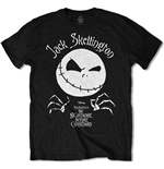 The Nightmare Before Christmas Men's Tee: Jack Head