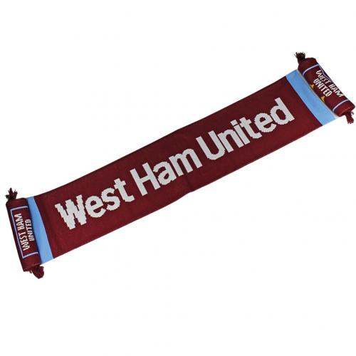 West Ham United F.C. Scarf SS