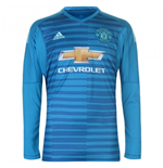 2018-2019 Man Utd Adidas Away Goalkeeper Shirt (Kids)