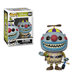 Nightmare before Christmas POP! Movies Vinyl Figure Clown 9 cm