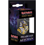 Iron Maiden Legacy of the Beast PVC Keychain Pharaoh Head 8 cm