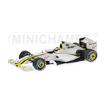BRAWN GP BGP 001 R. BARRICHELLO 2ND PLACE GP AUSTRALIA 2009