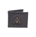 Assassin's Creed Odyssey - Metal Logo Badge Premium Bifold Wallet