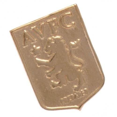 Aston Villa F.C. 9ct Gold Earring