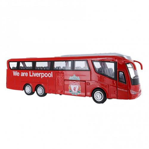 Liverpool F.C. Team Bus