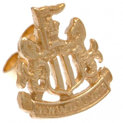 Newcastle United F.C. 9ct Gold Earring