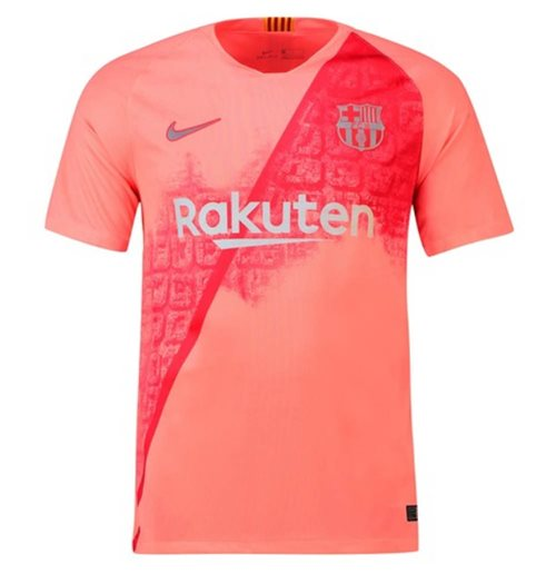 b7aabeedc92 Buy Official 2018-2019 Barcelona Third Nike Football Shirt