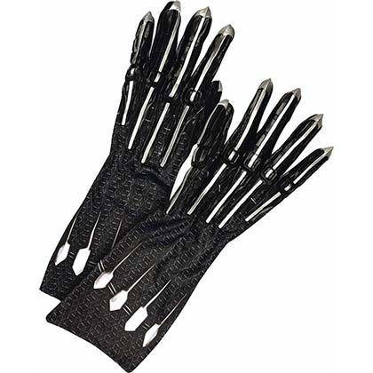 BLACK PANTHER Adult Costume Gloves