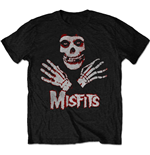 Misfits Men's Tee: Hands (Retail Pack)
