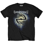 Evanescence Men's Tee: Classic Logo (Retail Pack)