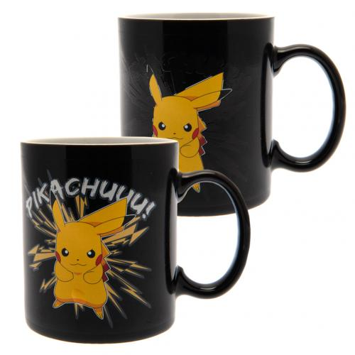 Pokemon Heat Changing Mug