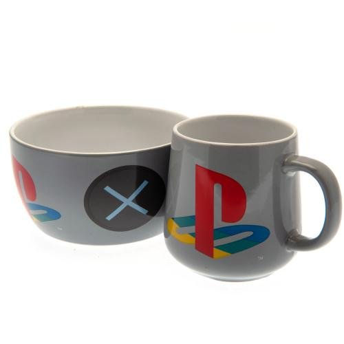 Playstation Breakfast Set